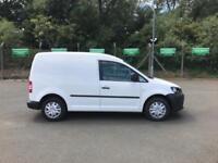 Volkswagen Caddy 1.6 75PS STARTLINE EURO 5 DIESEL MANUAL WHITE (2014)