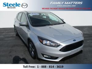 2016 FORD FOCUS SE ECO BOOST, HEATED STEERING WHEEL, HEATED SEAT