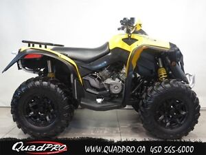 2013 Can-Am Renegade 1000r 46,14$/SEMAINE