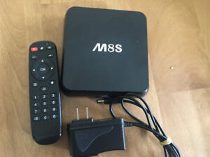 Android TV streaming Box for sale