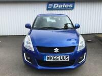 2015 Suzuki Swift 1.2 SZ2 3dr 3 door Hatchback