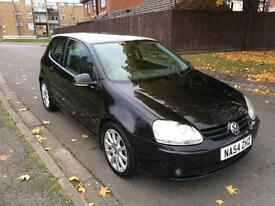 Volkswagen Golf 2.0TDI 2004MY GT