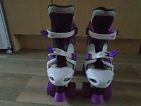 Girls Osprey Quad Skates
