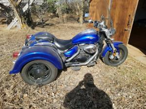 2006 Suzuki m50 trike