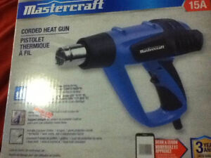 Mastercraft Corded Heat Gun