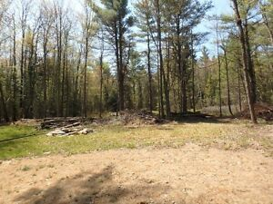 Acreage with Crown Land Behind