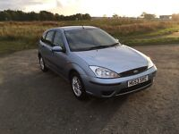 FORD FOCUS 1.6 LX•VERY LOW MILES!!•SERVICE HISTORY•Not Astra golf polo Clio Corsa ka punto