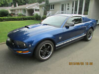 2009 Ford Mustang Coupé (2 portes)