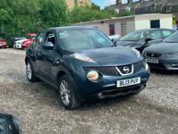 2013 Nissan Juke 1.5 dCi Acenta 5dr [Start Stop] HATCHBACK Diesel Manual