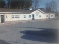 Commerical Unit Lots of Highway Traffic 139 Riverside Drive