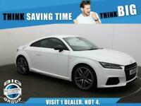 2018 Audi TT TFSI S LINE BLACK EDITION Auto Coupe Petrol Automatic