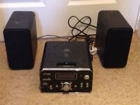 Car Boot Job Lot - stereo iPhone docking station games videos cd's