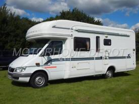 Auto Trail Cheyenne 696G SE, 4 Berth, 2 Travelling Seats, Mercedes Chassis