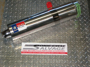 1995-1997 kawasaki zx-6r ninja d & d slip on pipe on sale