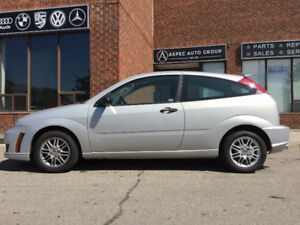2007 Ford Focus SES Coupe (2 door)