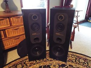 Accoustic Profile Speakers
