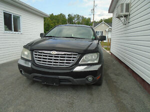 2006 Chrysler Pacifica VUS