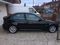 BMW 320TD COMPACT 2 Previous owners..Full service history