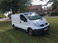 Renault trafic 2008, mot Dec. 147k, drives great , immaculate. Air con electric Windows £2500