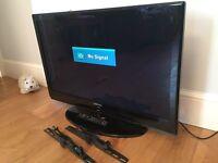 "Samsung 40"" HDTV, LE40M86BD"