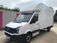 Volkswagen Crafter 2.0TDi CR35 LWB LUTON WITH TAIL LIFT ,2013,FOR SALE