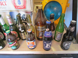 Beer and Pop Bottle/Can Collection- Vintage-GOTTA GO! Peterborough Peterborough Area image 4