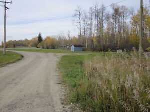 Commercially zoned land with Hwy 16 exposure in Edson, AB