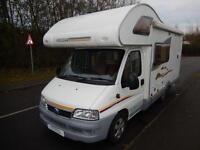 Swift Suntor 590RS 4 berth end kitchen motorhome for sale