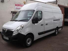 Vauxhall Movano 2.3CDTI ( 125ps ) L3H3 R3500
