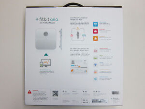 FITBIT ARIA SMART SCALE CONNECT TO ANY PHONE