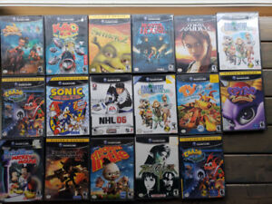 GameCube Game Collection