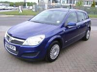 Vauxhall Astra 1.6 16v ( 115ps ) ( a/c ) 2008MY Life CORKER TEN SERVICE STAMPS