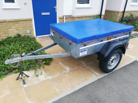 Brenderup 1150s Trailer with Cover