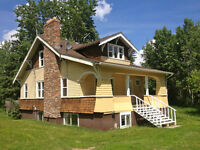 Newly Renovated Home for Rent on Acreage Near Stony Plain