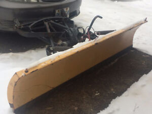 Bear Snow Plow