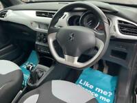 2010 Citroen DS3 1.4 VTi DSign 3dr Hatchback Petrol Manual