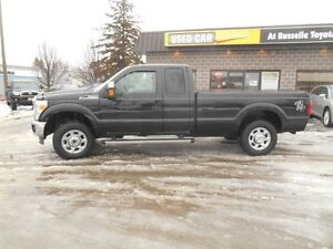2014 Ford F-250 SD XLT SuperCab Long Bed 4WD Peterborough Peterborough Area image 3