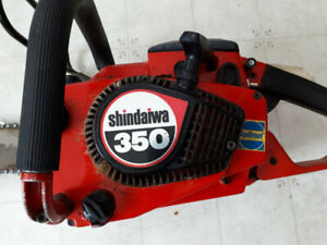 Chainsaw Shindaiwa350
