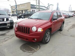 Jeep Compass 4WD 4dr Rocky Mountain 2009