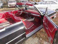 For Sale: 1964 Galaxie 500 Convertible