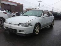 1993 Honda Civic Jdm sir Bicorps