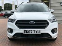 2017 Ford Kuga 1.5 TDCi ST-Line 5dr Auto 2WD HATCHBACK Diesel Automatic