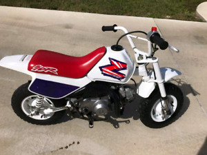 Looking for old kids dirt bikes