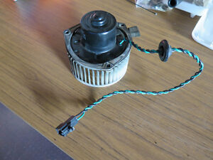 Blower Motor and Fan 2000 Dodge Dakota Extended Cab