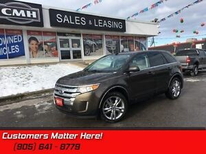2011 Ford Edge Limited   PANROOF NAV BACKUP CAM *CERTIFIED*