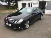 Mercedes-Benz E250 2.1CDI Blue efficiency automatic CDI Sport 2009!