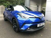 2018 Toyota C-HR 1.8 Hybrid Dynamic 5dr CVT HATCHBACK Petrol/Electric Hybrid Aut