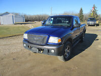 4x4 READY TO GO!!!2006 Ford Ranger FX4 EXT CAB