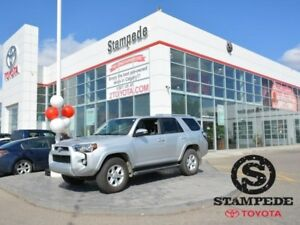2017 Toyota 4Runner SR5  - Certified - Low Mileage