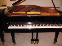 5'10 Young Chang grand piano for sale